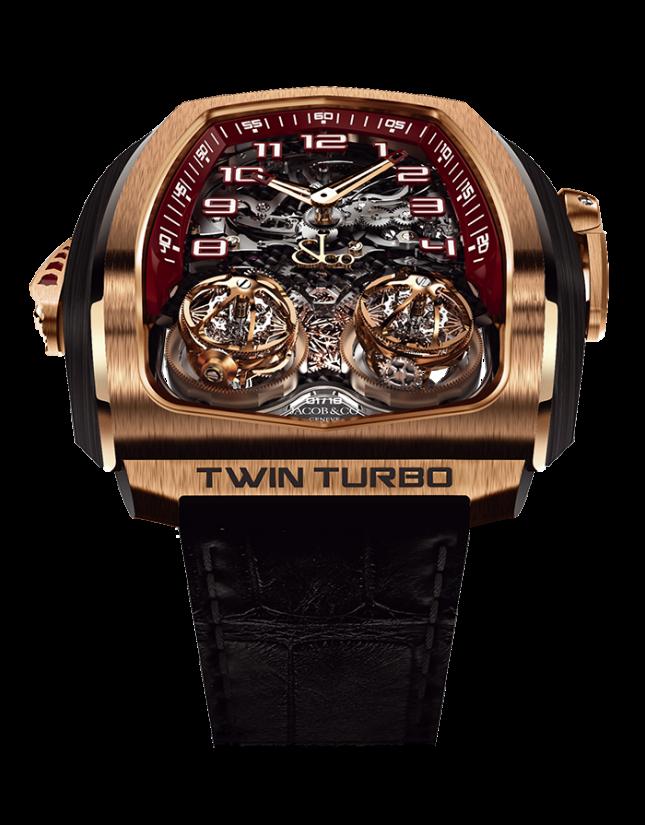 Jacob & Co Twin Turbo