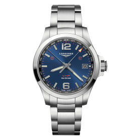 Longines Conquest V.H.P. GMT L37184966