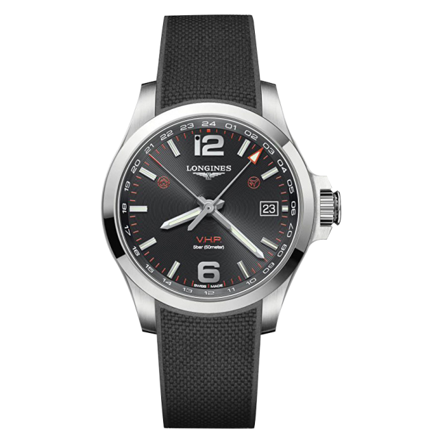 Longines Conquest V.H.P. GMT L37184569