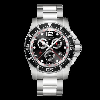 Longines Conquest Chronograph L38434566