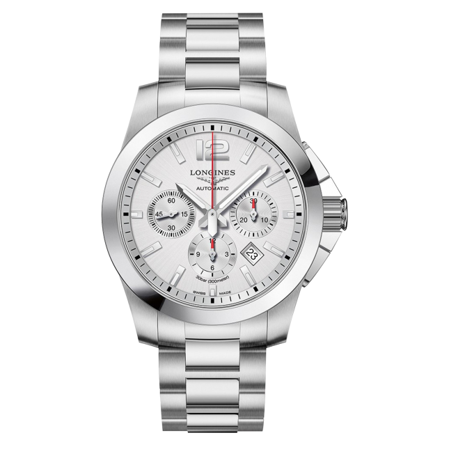 Longines Conquest Chronograph L38014766