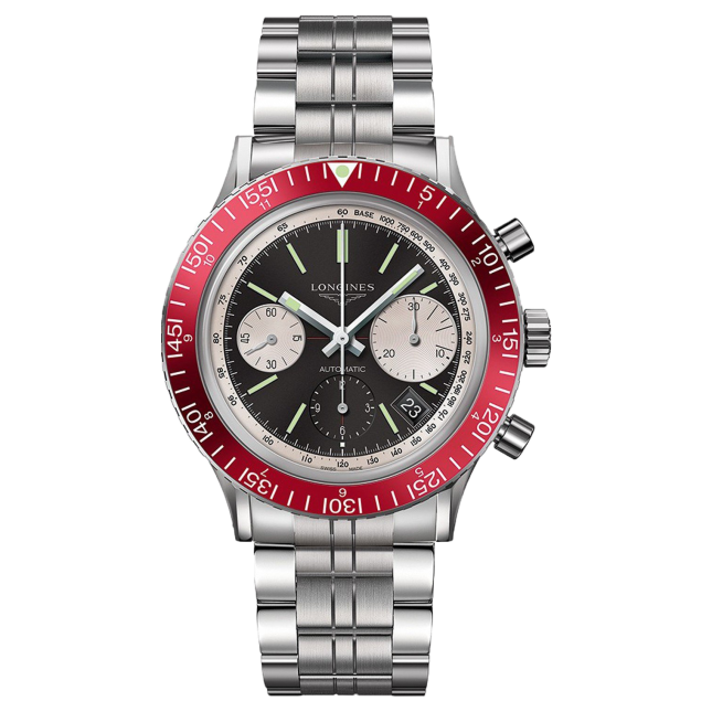 Longines Heritage Diver 1967 Chronograph L28084526