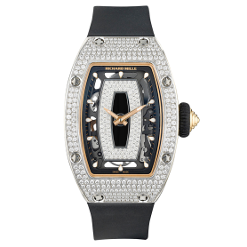 Richard Mille RM 07-01 White Gold Diamond Pave