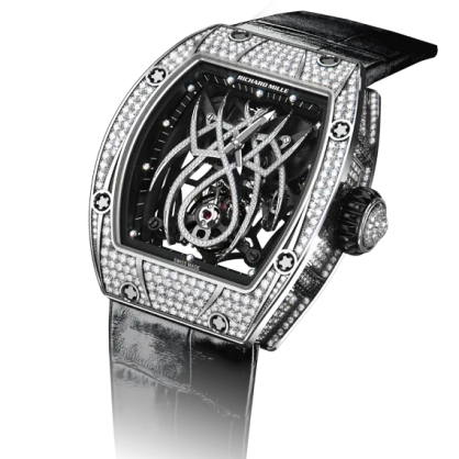 Richard Mille 19-01 Manual Winding Tourbillon Spider