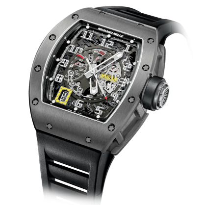 Richard Mille RM 030 Automatic Winding with Declutchable Rotor