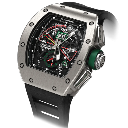 Richard Mille RM 11-01 Automatic Winding Flyback Chronograph Roberto Mancini