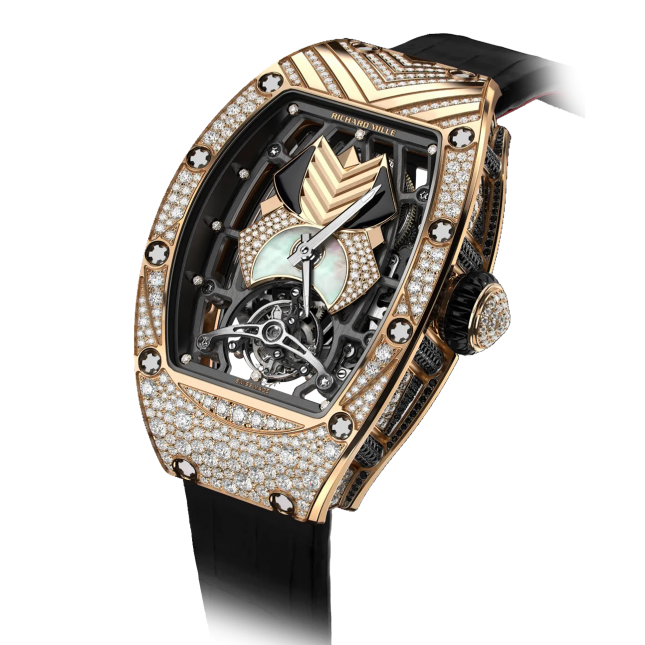 Richard Mille 71-01 Automatic Winding Tourbillon Talisman