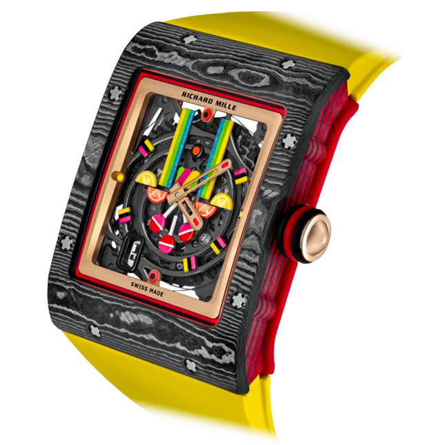 Richard Mille BonBon Collection Automatic Winding Calibres