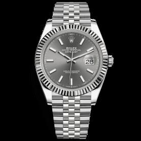 Rolex Datejust 41 126334 Mặt Số Xám