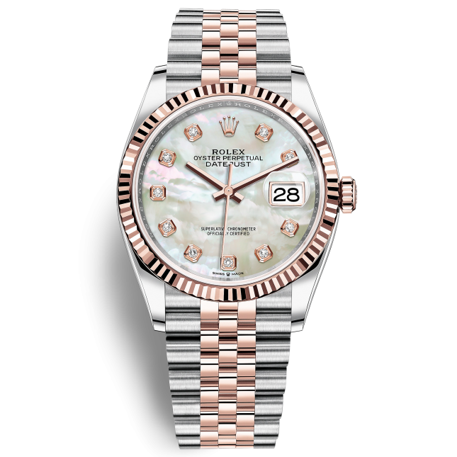 Rolex Datejust 36 126231-0021