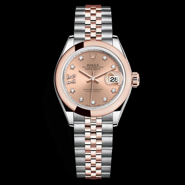 Rolex Lady-Datejust 28 279161-0027