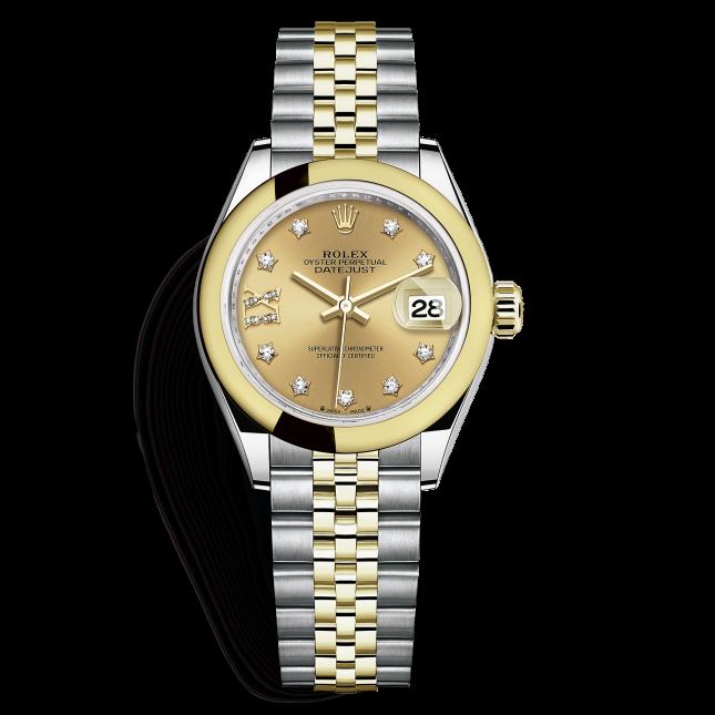 Rolex Lady-Datejust 28 279163-0022