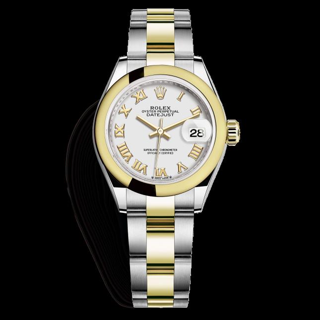 Rolex Lady-Datejust 28 279163-0024