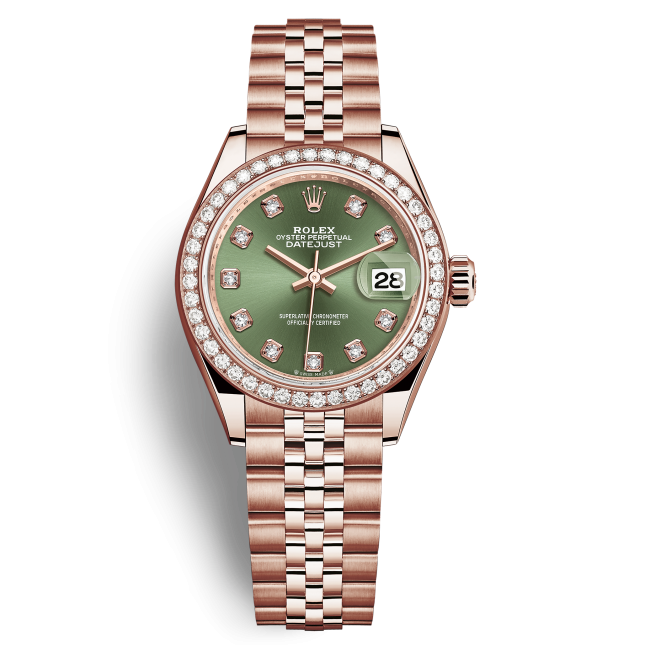 Rolex Lady-Datejust 28 279135RBR-0015