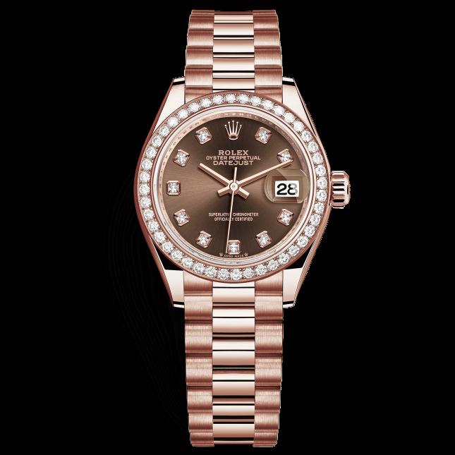 Rolex Lady-Datejust 28 279135RBR-0017