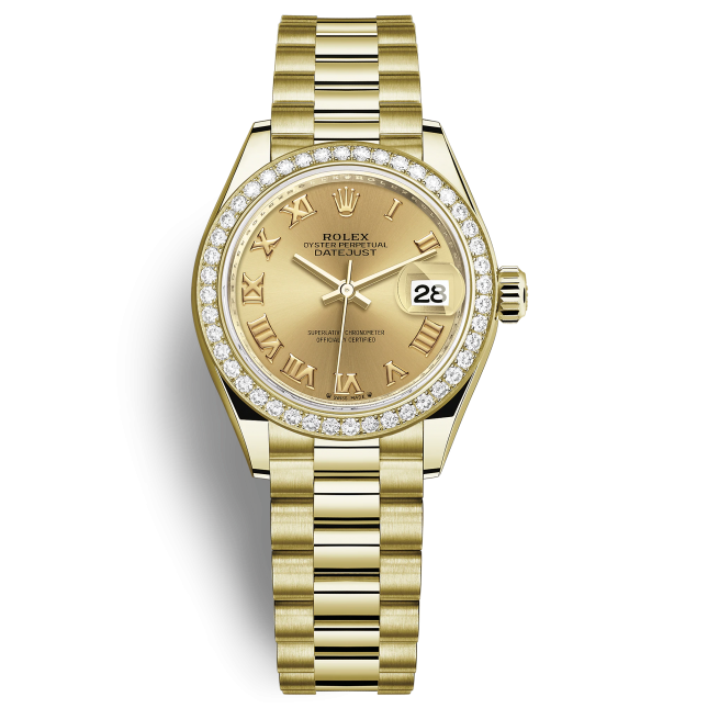 Rolex Lady-Datejust 28 279138RBR-0021