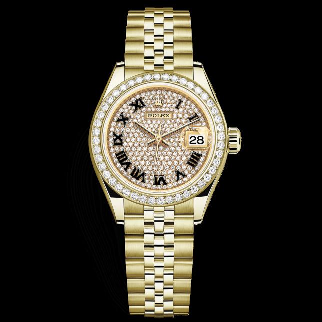 Rolex Lady-Datejust 28 279138RBR-0030