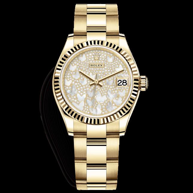 Rolex Datejust 31 278278-0021