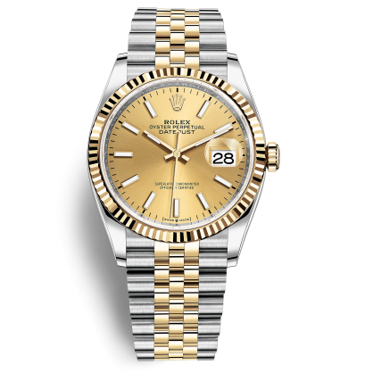 Rolex Oyster Datejust 36 126233-0015