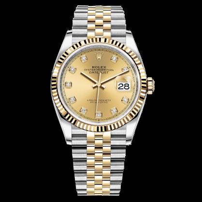 Rolex Oyster Datejust 36 126233-0017