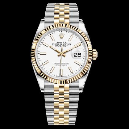 Rolex Oyster Datejust 36 126233-0019