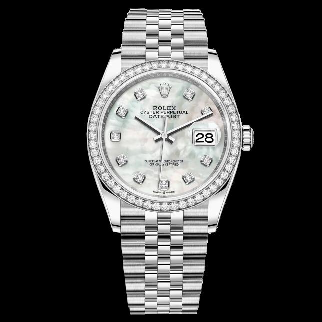 Rolex Datejust 36 126284RBR-0011