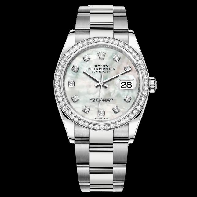 Rolex Datejust 36 126284RBR-0012