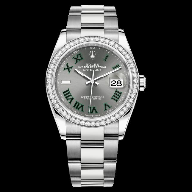 Rolex Datejust 36 126284RBR-0038