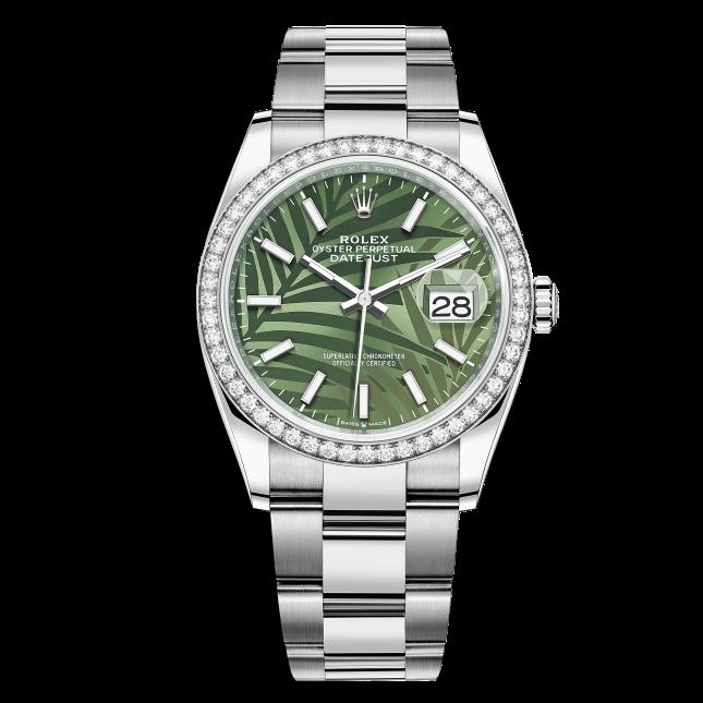 Rolex Datejust 36 126284RBR-0040