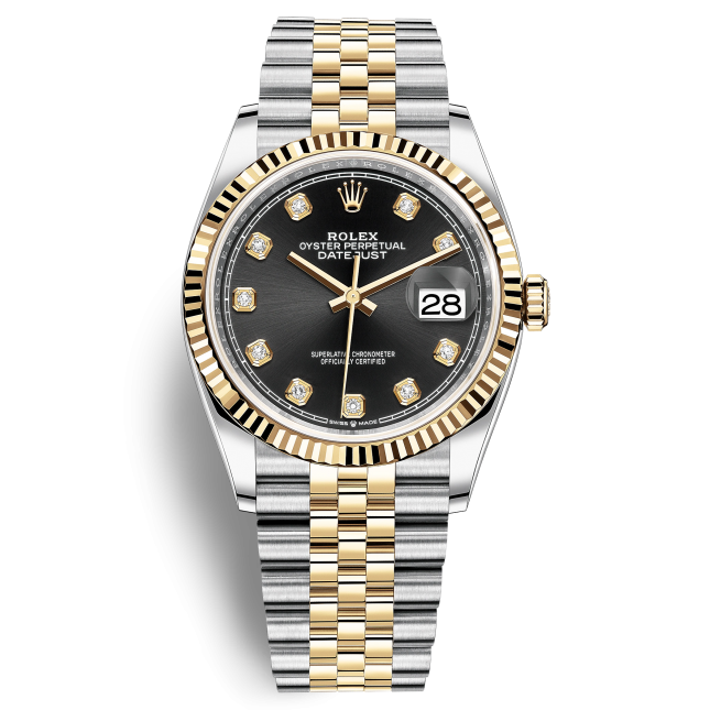 Rolex Oyster Datejust 36 126233-0021
