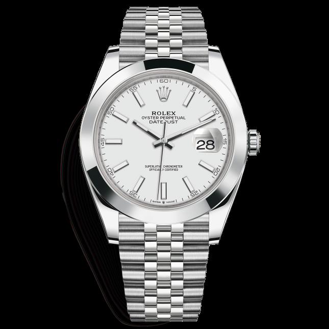 Rolex Datejust 41 126300-0006