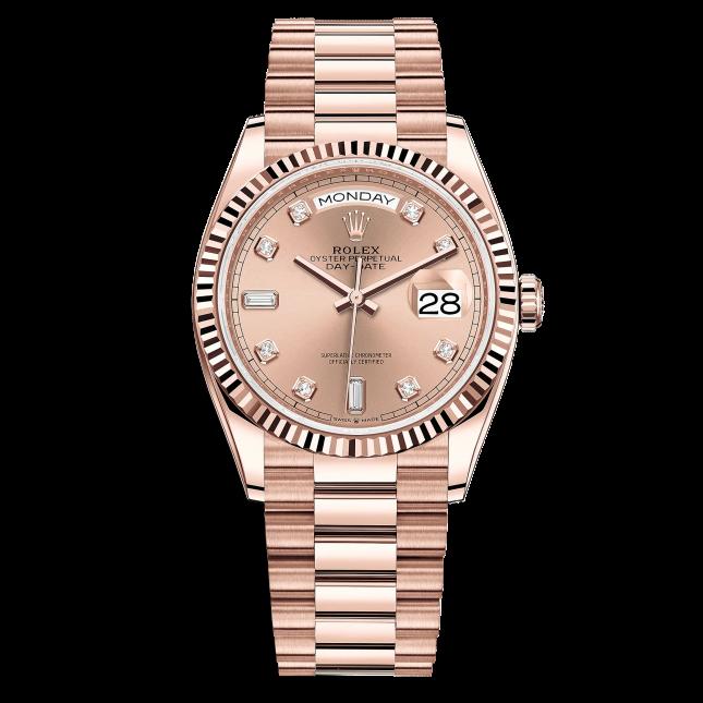 Rolex Day-Date 36 128235-0009
