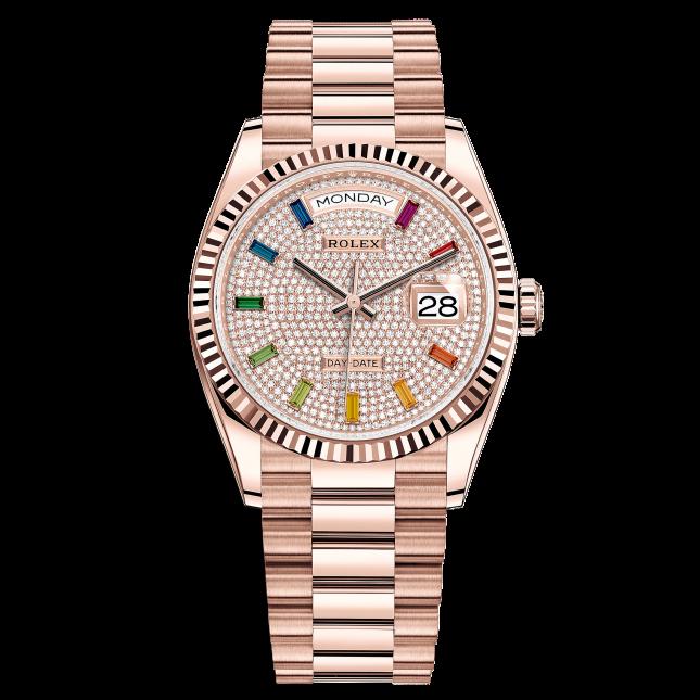 Rolex Day-Date 36 128235-0039