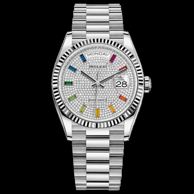 Rolex Day-Date 36 128239-0019