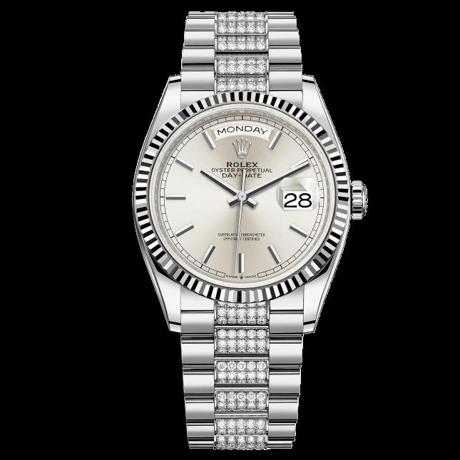 Rolex Day-Date 36 128239-0025