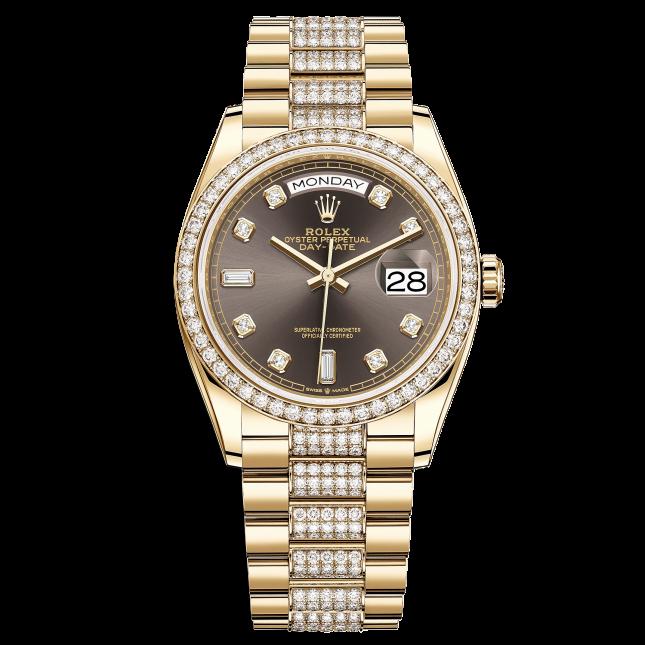 Rolex Day-Date 36 128348RBR-0007
