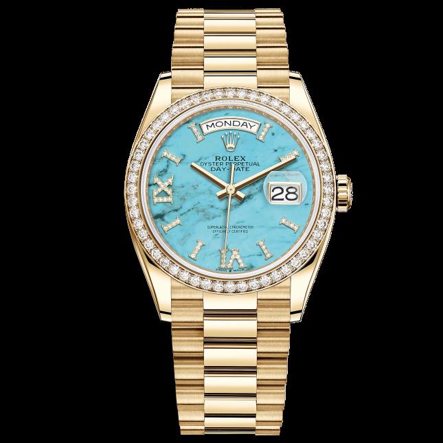 Rolex Day-Date 36 128348RBR-0037