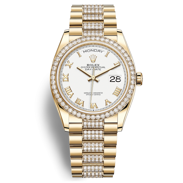 Rolex Day-Date 36 128348RBR-0043