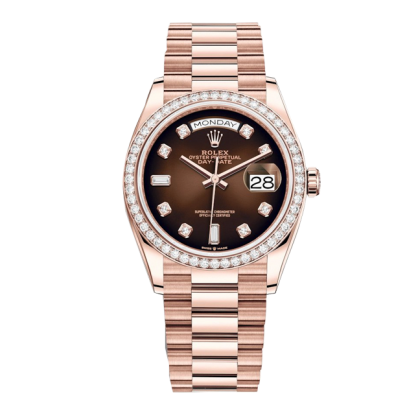 Rolex Oyster Perpetual Day-Date 36-128345RBR-0040