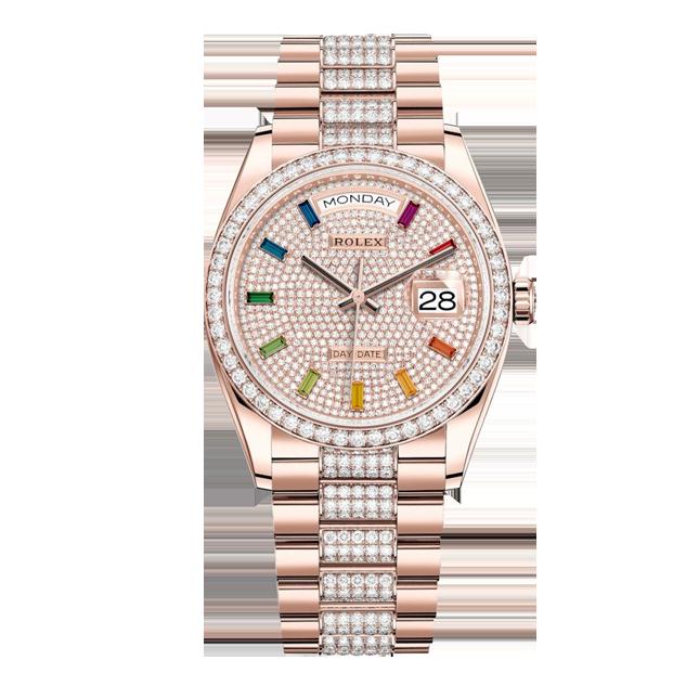 Rolex Day Date 36 128345RBR-0043