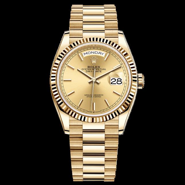 Rolex Day-Date 36mm 128238-0045