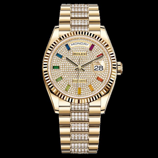 Rolex Day-Date 36mm 128238-0052