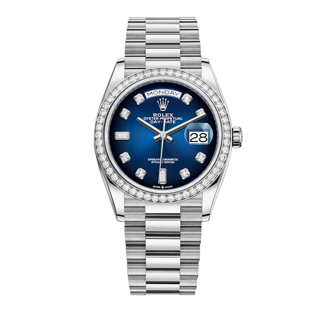 Rolex Oyster Perpetual Day-Date 36-128349rbr-0010