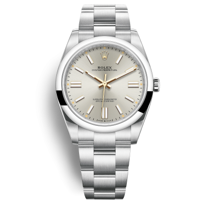 Rolex Oyster Perpetual 41 124300-0001