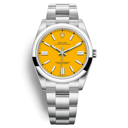 Rolex Oyster Perpetual 41 124300-0004