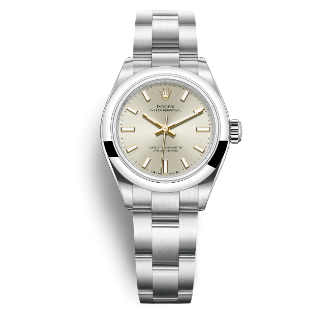 Rolex Oyster Perpetual 28 276200-0001