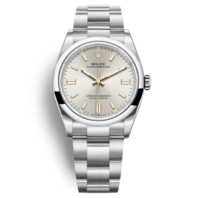 Rolex Oyster Perpetual 36 126000-0001