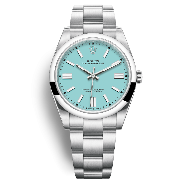 Rolex Oyster Perpetual 41 124300-0006