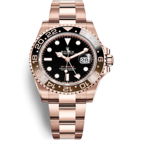 Rolex GMT Master II Everose 40mm 126715CHNR