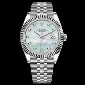 Rolex Datejust 126334 Mặt Khảm Trai